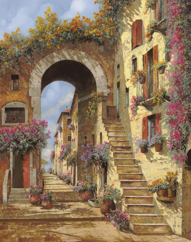 Италия в картинах