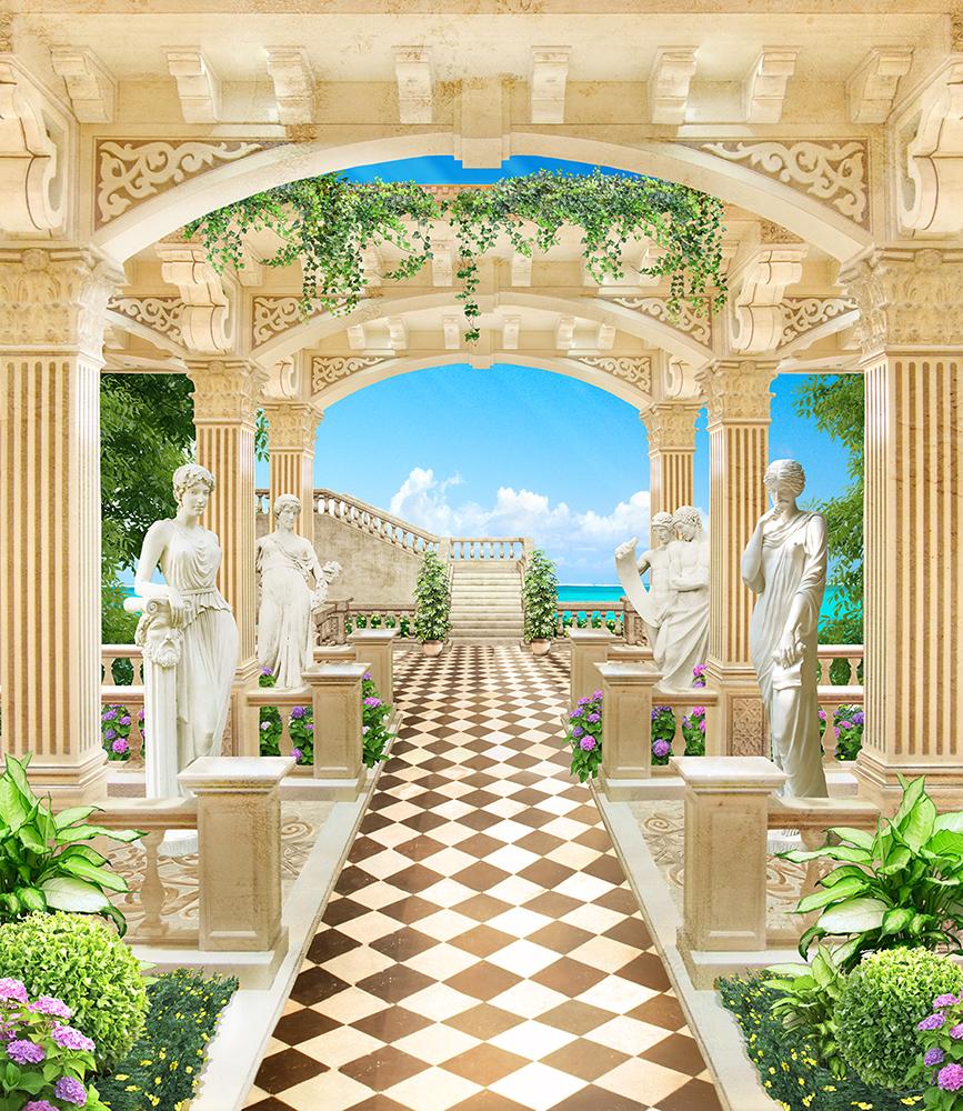 Картинки арки и колонны