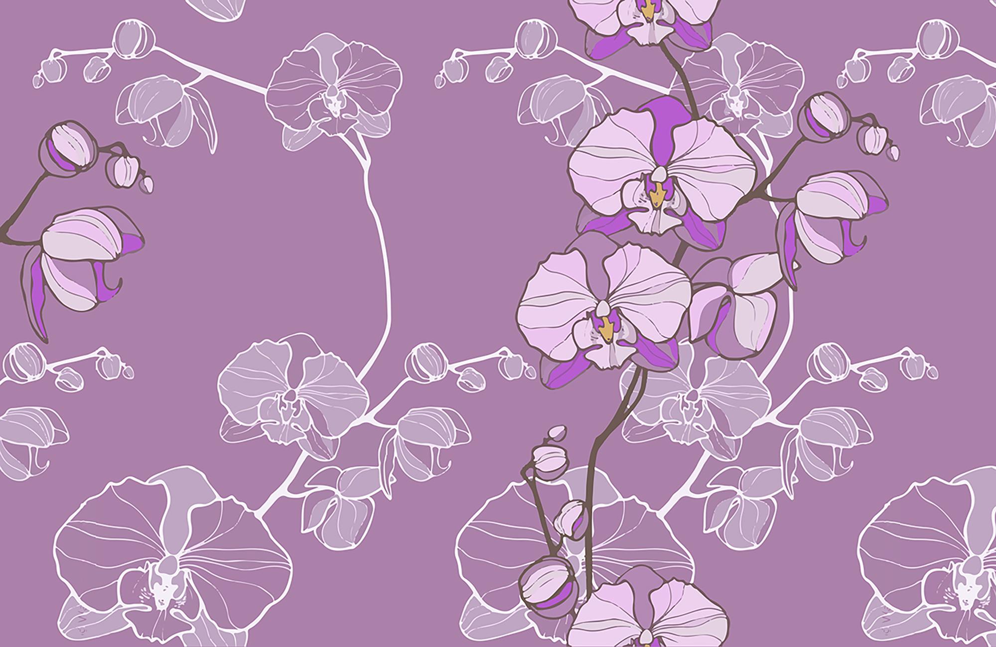 картина для распечатки орхидея быть фотографии