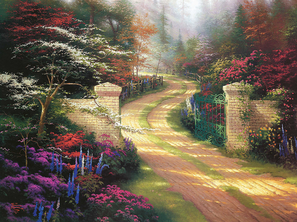 Открытки волшебный сад, бабушка картинки прикольные